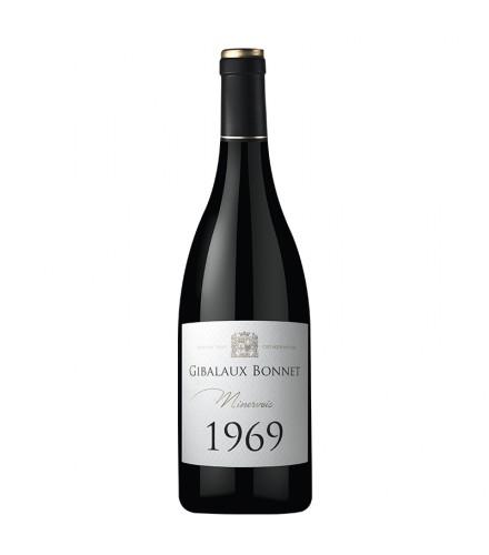 1969 Minervois Rouge